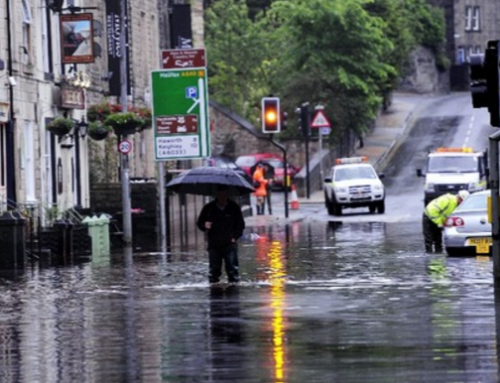 Safeguard Your Small Business Against Flooding
