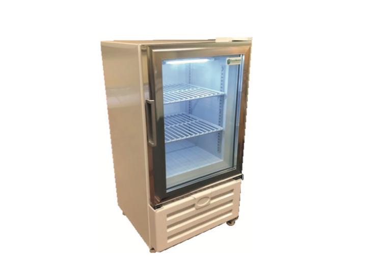 CTF-T Countertop Freezer and Ice Cream Freezer